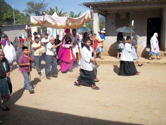 Trip to Mexico, 2010